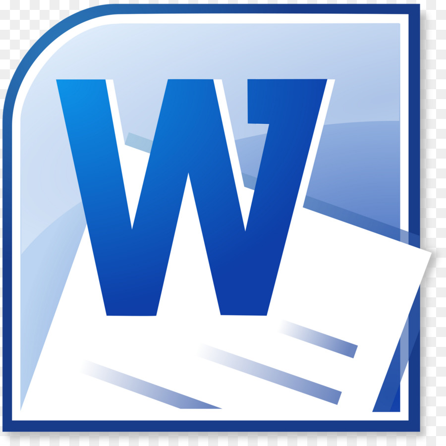 Microsoft Word Document Formatted Text Clip Art Words Png Download - Word document download