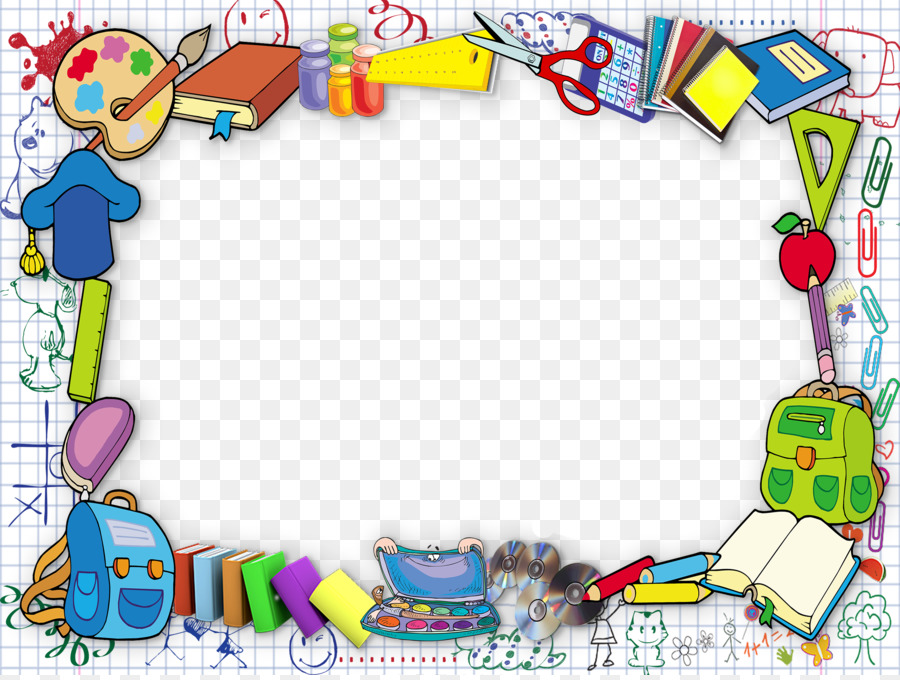 School Stationery png download - 2362*1772 - Free