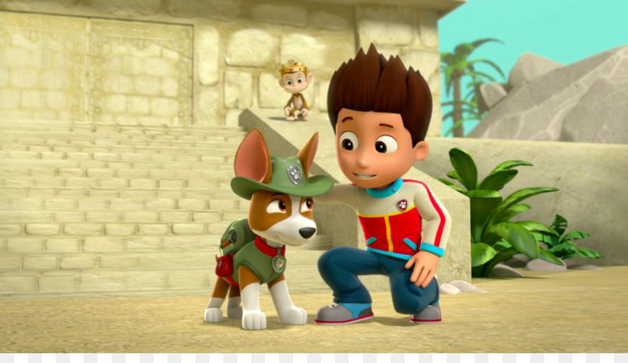 Puppy Tracker Joins the Pups! Pup-Fu! Nick Jr. Nickelodeon - paw ...