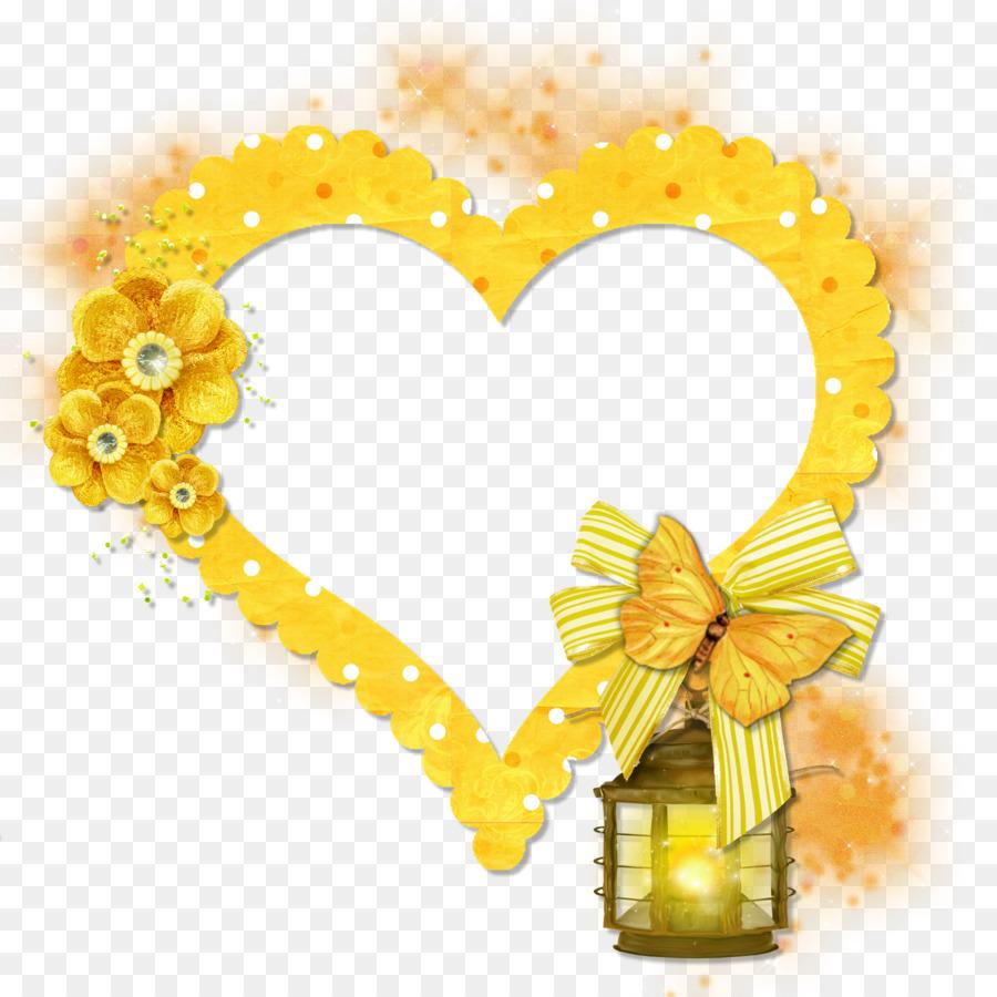 Picture Frames Heart Clip art - Photoshop png download - 1600*1600 ...