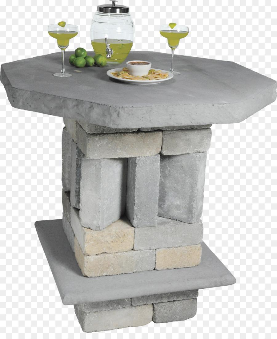 Tavoli Cemento Da Giardino.Tavolo Patio Con Mobili Da Giardino In Cemento Terrazza Scaricare