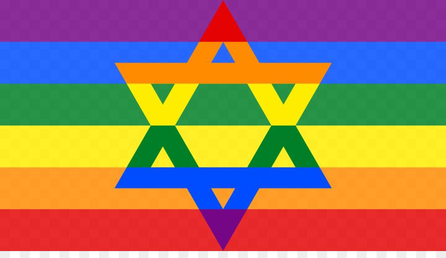 Star Of David T Shirt Jewish People Judaism Rainbow Flag Judaism