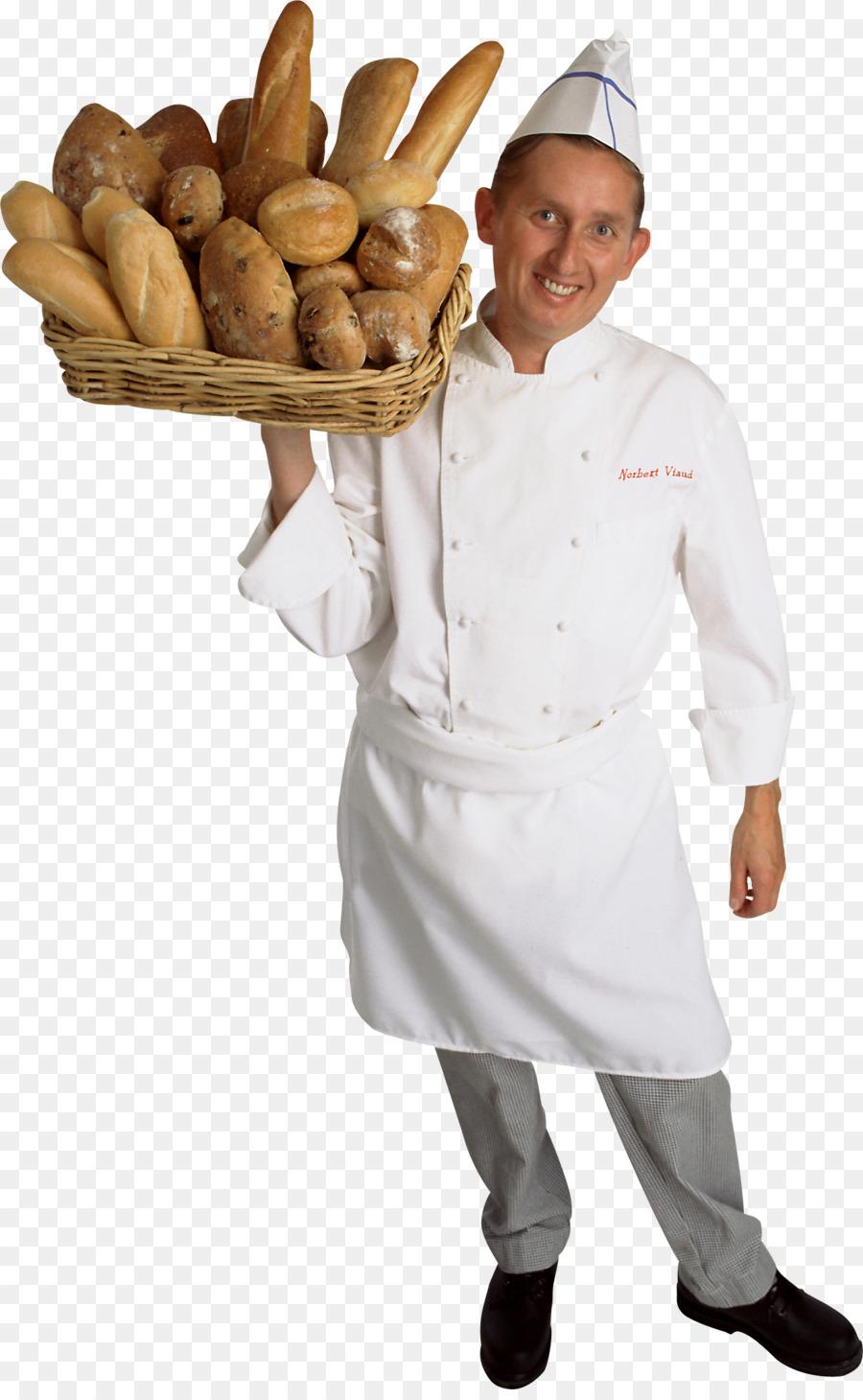 Baker Roti Memasak Pita Chef Unduh Koki Selebriti Makanan