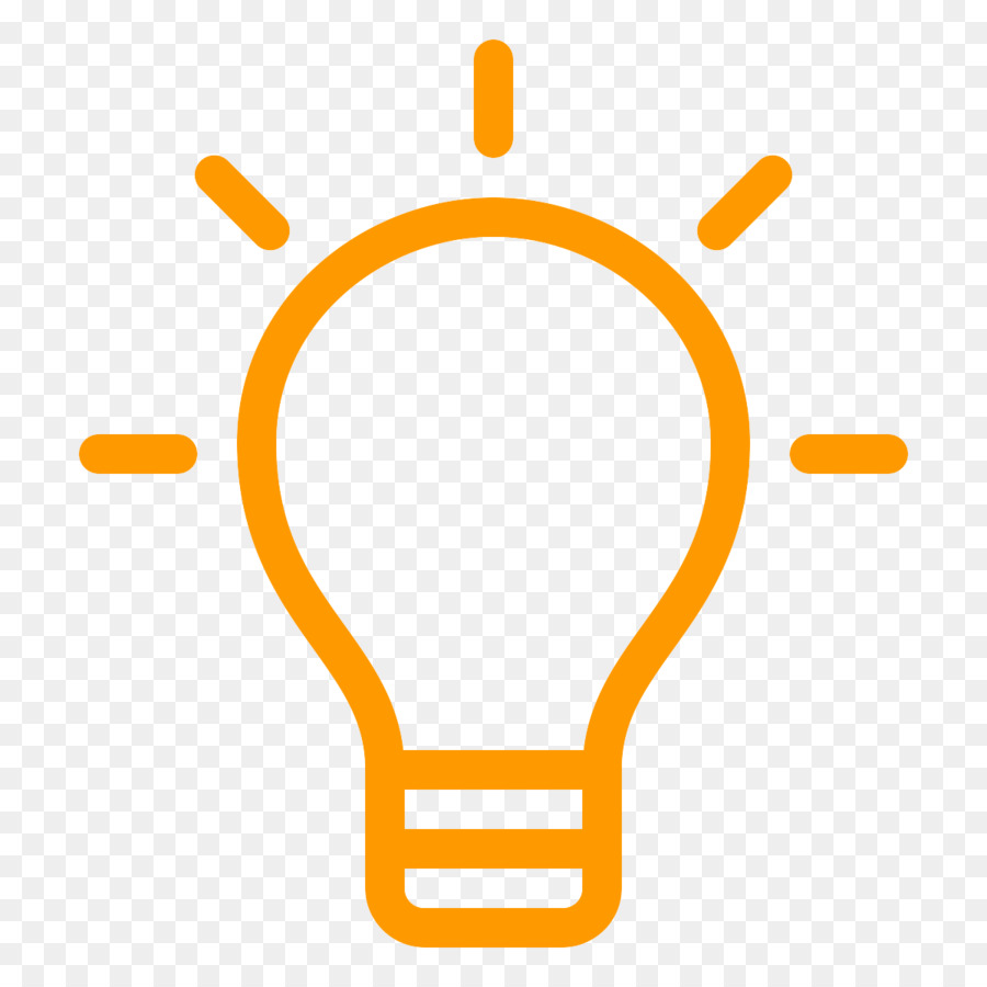 Incandescent Light Bulb Ohms Law Computer Icons Tips Png Download