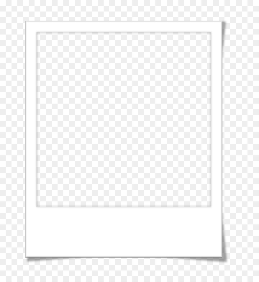 Instant Camera Template Photography Picture Frame Square Png