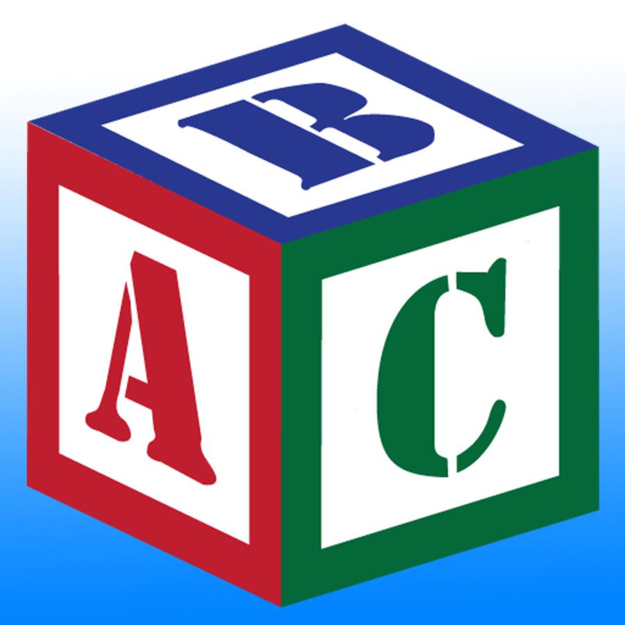 Juego de colorear Para los Niños de ABC Búsqueda de Libro para ...
