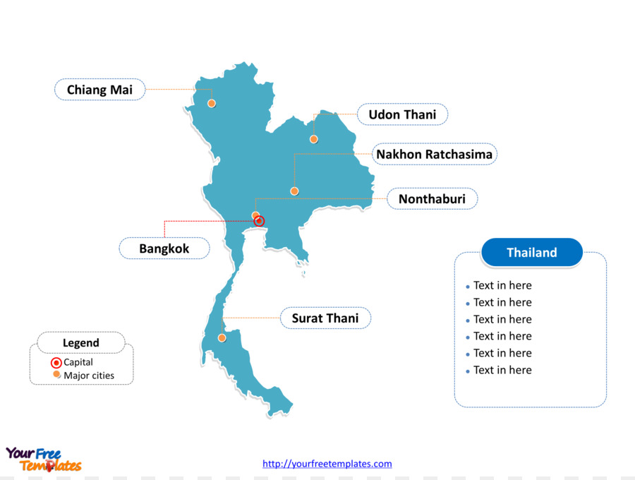 Thailand Vector Map Thailand Png Download 1535 1151 Free