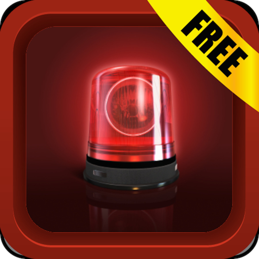 Fire Truck Sirens Car Engine Police Alarm Download 1024 Emergency Light And
