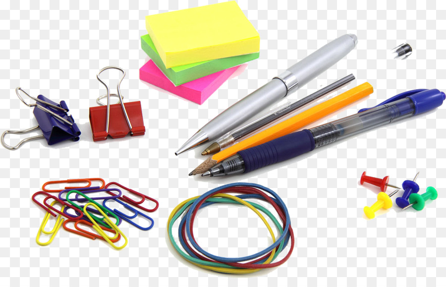office supplies staples clip art stationary png download 1178