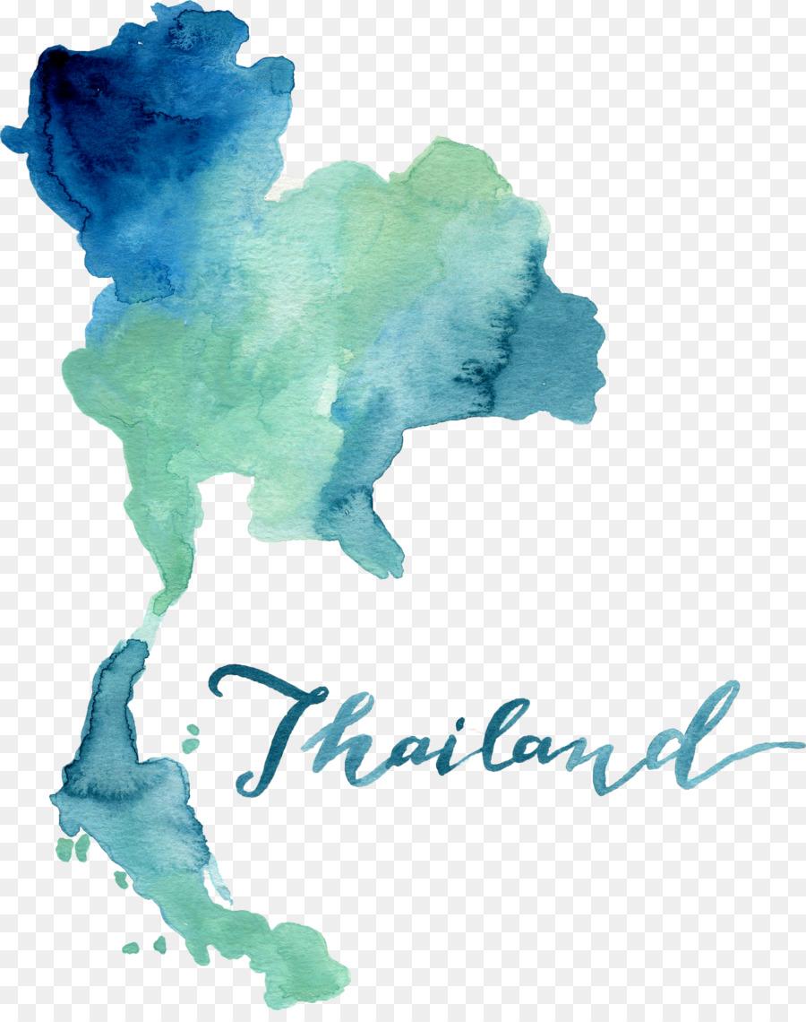 Bangkok Map collection Thai Pandora - thailand png download - 2421 ...