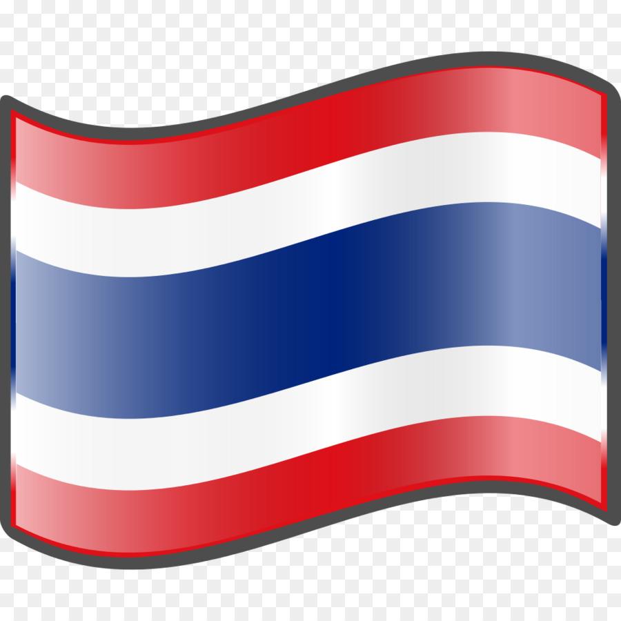 Flag Of Thailand Emoji Thailand Png Download 1024 1024