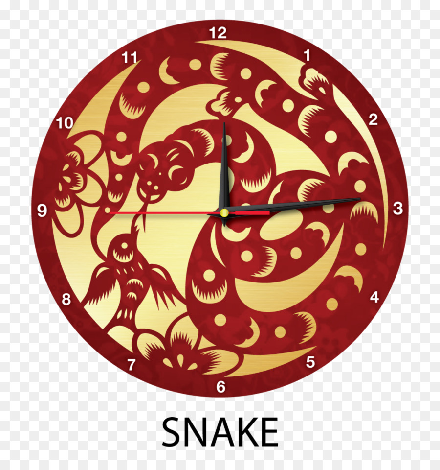 Snake Chinese New Year Chinese Zodiac Horse 2018 Png Download