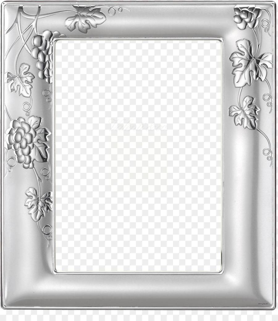 Marcos de fotos de edición de Imágenes - marco de plata Formatos De ...