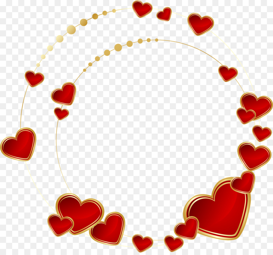 Picture Frames Heart Valentine\'s Day Clip art - romantic png ...