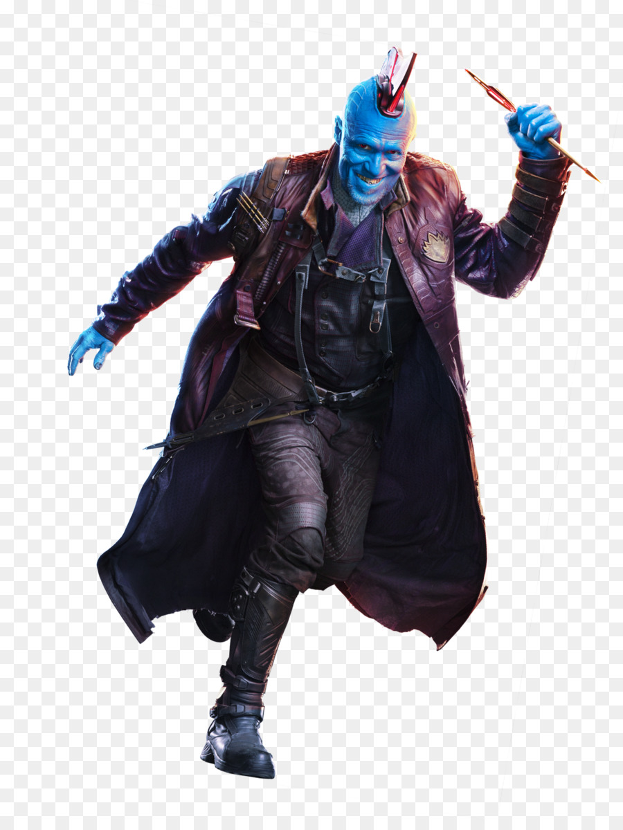 yondu hulk captain america star-lord marvel cinematic universe - magneto png download
