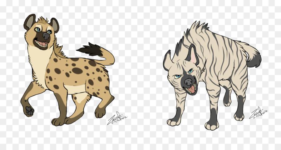 Striped hyena Lion Spotted hyena Drawing - hyena png download - 1024*540 -  Free Transparent Hyena png Download.