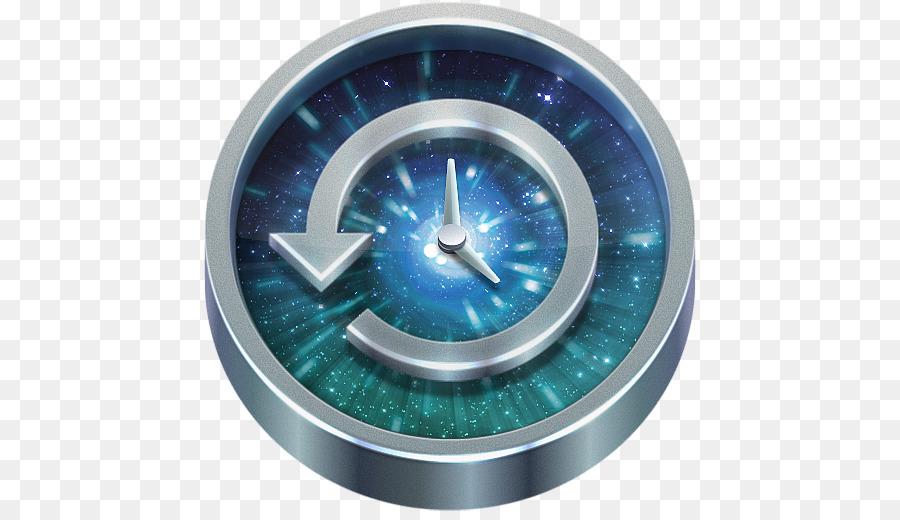 mac time machine icon gone