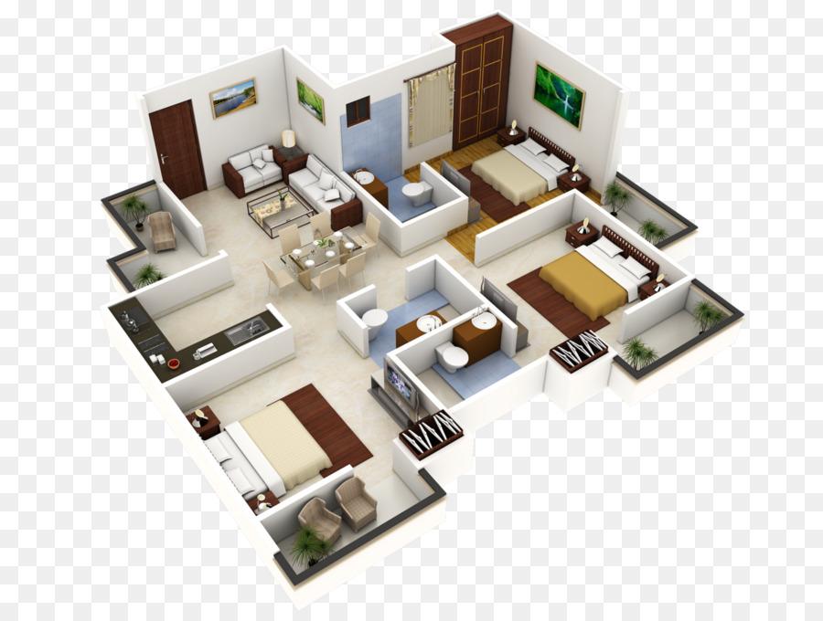 Haus Plan Architektur Plan Wohnung Png Herunterladen 1500 1125