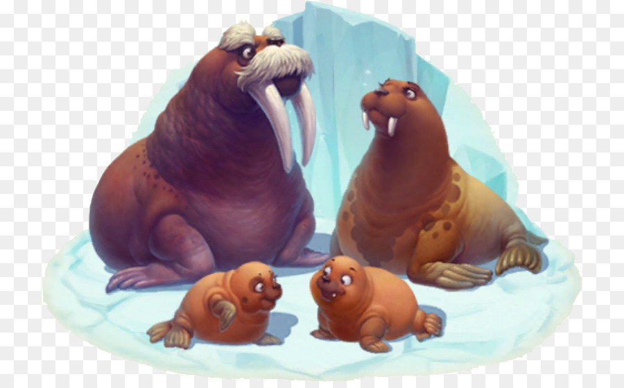 Ark Survival Evolved Walrus Sea Lion Bear Animal Arctic Fox Png