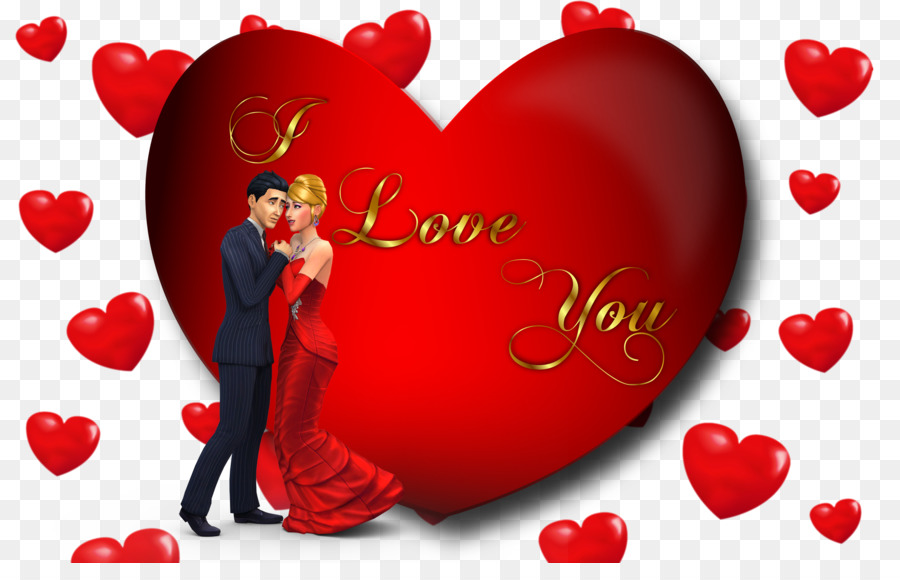 Love Desktop Wallpaper Heart High Definition Video Romantic Png
