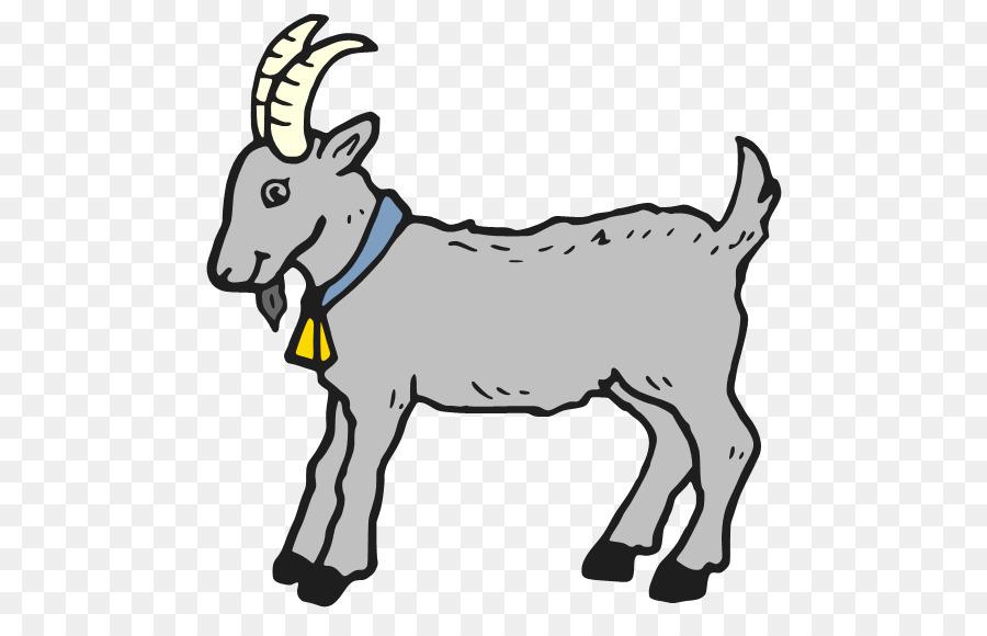 Pygmy Goat Simulator Three Billy Goats Gruff Baby Coloring Book