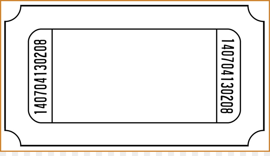 Template Ticket Microsoft Word Microsoft Excel Clip Art Others Png