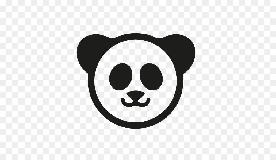 giant panda bear logo computer icons panda