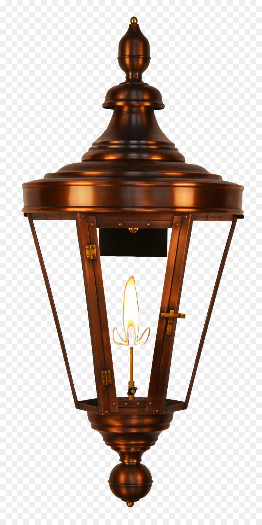 Royal Street New Orleans Gas Lighting Lantern