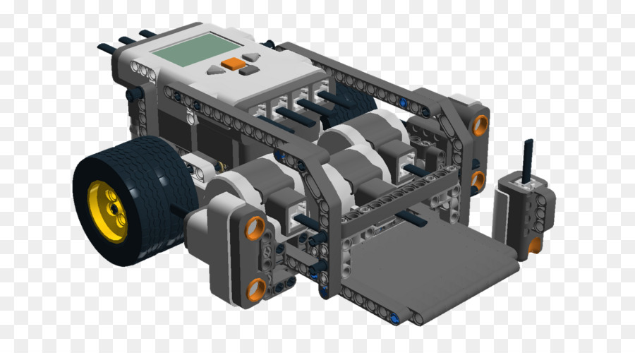 Lego Mindstorms Nxt Engine png download - 1600*861 - Free