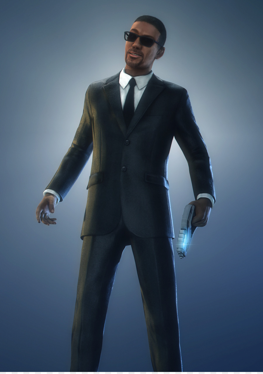 Will Smith Agent J Agent K Men in Black Art - agent png download ...