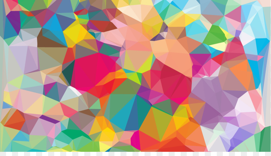 Color Geometry 4K Resolution Ultra High Definition Television Wallpaper