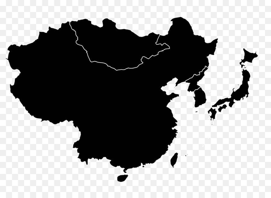 China Southeast Asia Vector Map   Asia