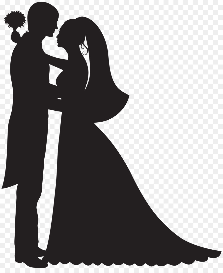 Bridegroom Wedding Cake Topper Clip Art Bride And Groom Png