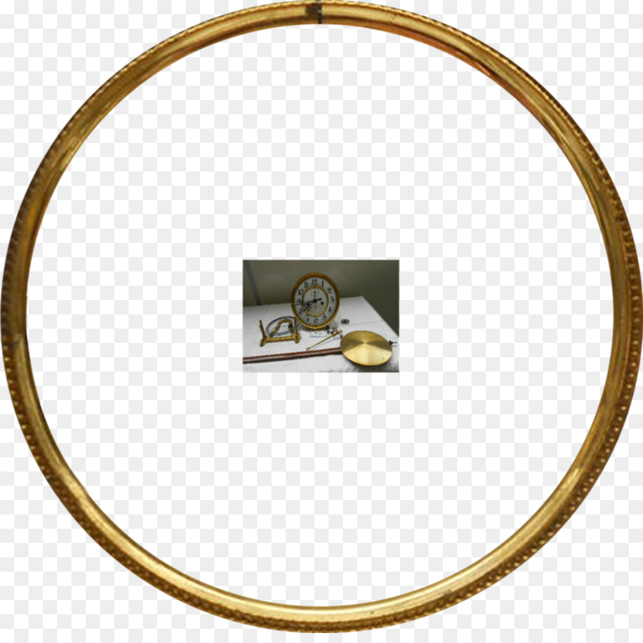 Bilderrahmen Gold-Metall-Fenster - Runde png herunterladen - 901*887 ...