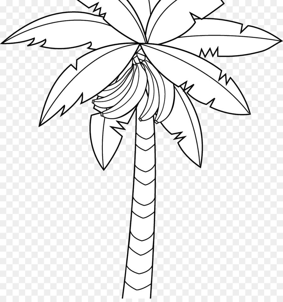 Banana split libro para Colorear, Dibujo de Clip art - hojas de ...