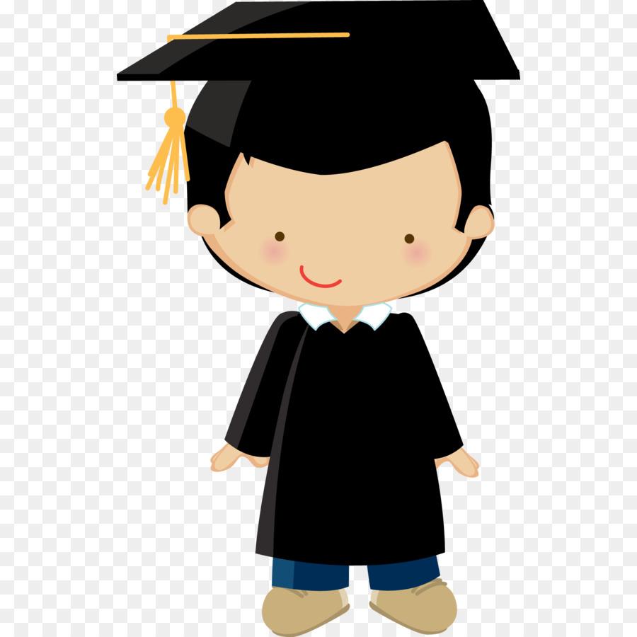 graduation ceremony boy child graduate university clip art
