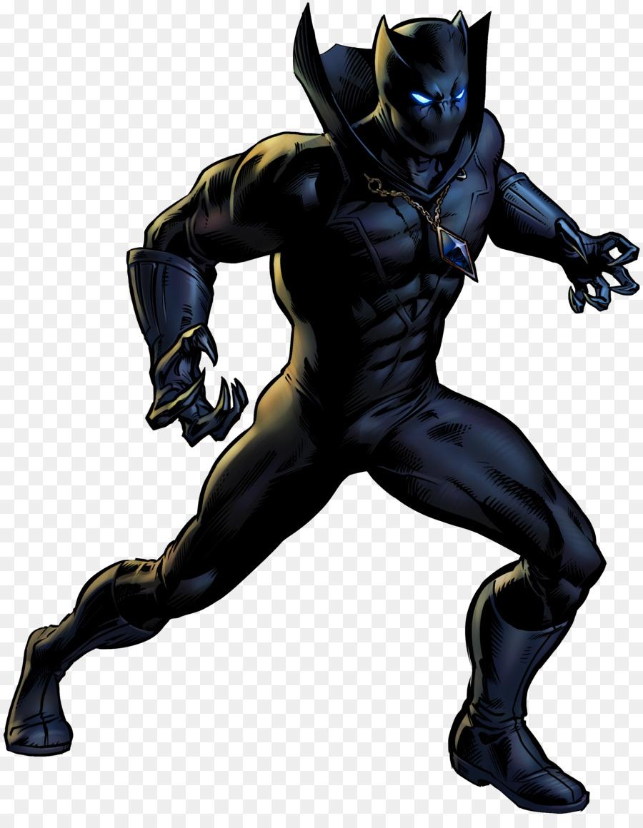 black panther superhero comic book marvel comics clip art black rh kisspng com black panther clipart images free black panther clipart images free