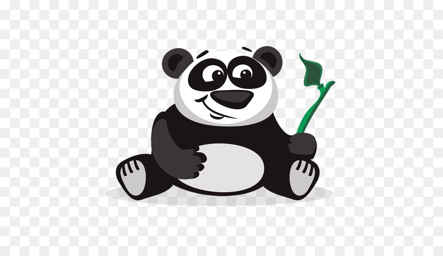 Oso panda gigante Panda para Colorear - panda png dibujo ...