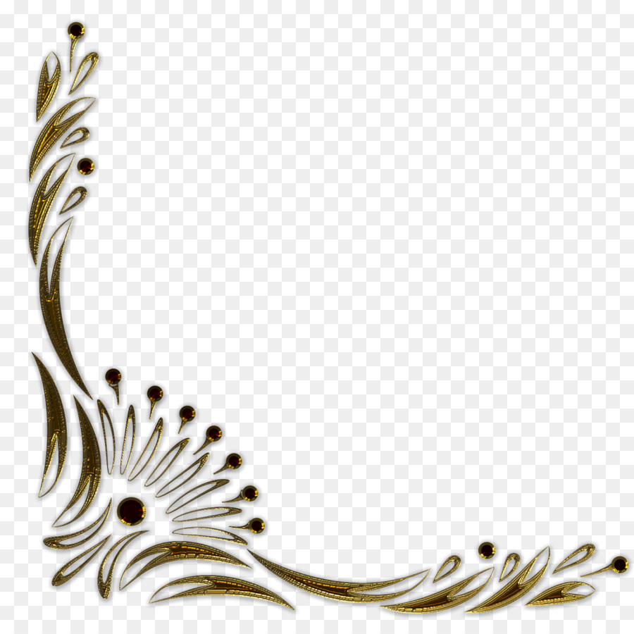 Picture Frames Ornament Clip Art Chinoiserie Png Download 1600