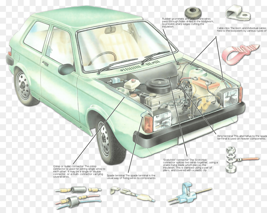 Car Electrical Wires & Cable Wiring diagram Home wiring Circuit ...