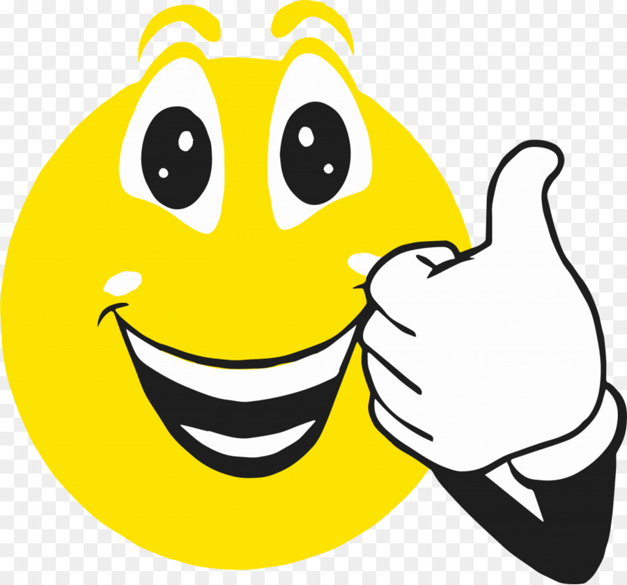 Thumb Signal Smiley Emoticon Clip Art Thumbs Up Png Download