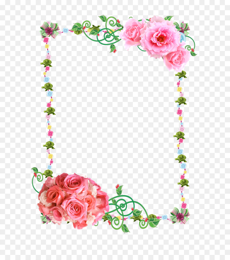 Paper borders and frames flower rose clip art flower border png paper borders and frames flower rose clip art flower border mightylinksfo