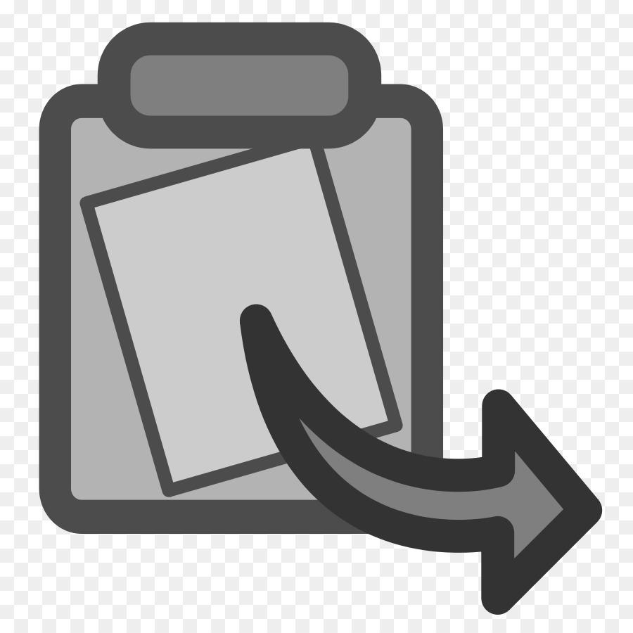 Cut Copy And Paste Symbol Clip Art Clip Png Download 900900