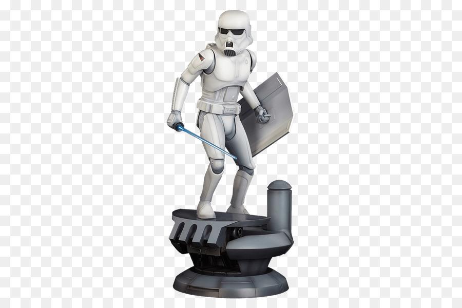 Yoda Boba Fett Stormtrooper Star Wars Statue Stormtrooper Png