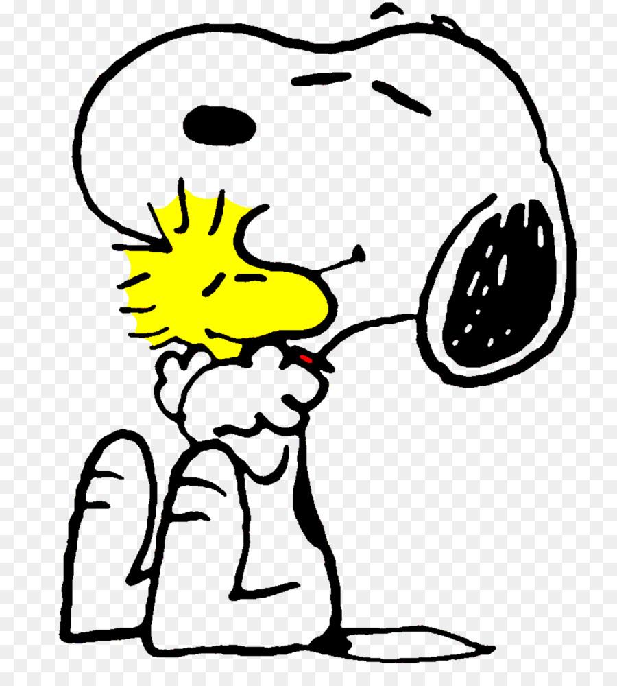 Snoopy Charlie Brown Woodstock Hug Peanuts
