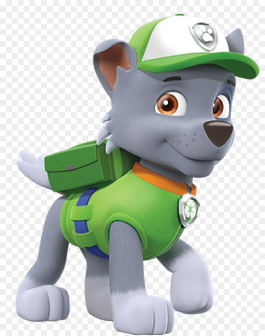 What Breed Of Dog Is Rocky Paw Patrol