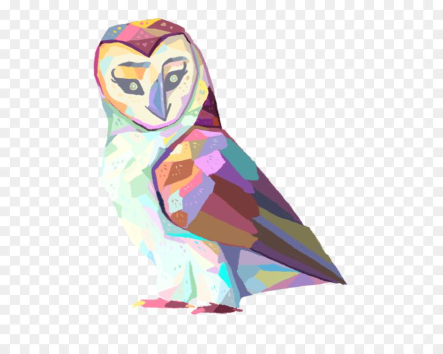 Owl Bird Geometry T Shirt Shape Watercolor Animals Png 1008 792 Free Transpa