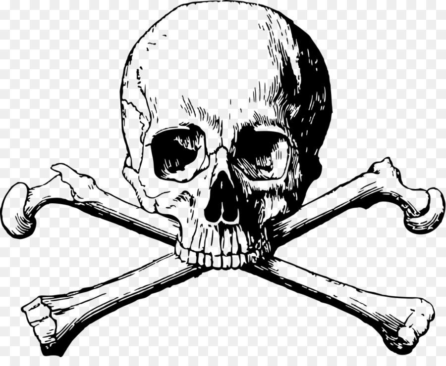 Skull and Bones Skull and crossbones Human skull symbolism - bones ...
