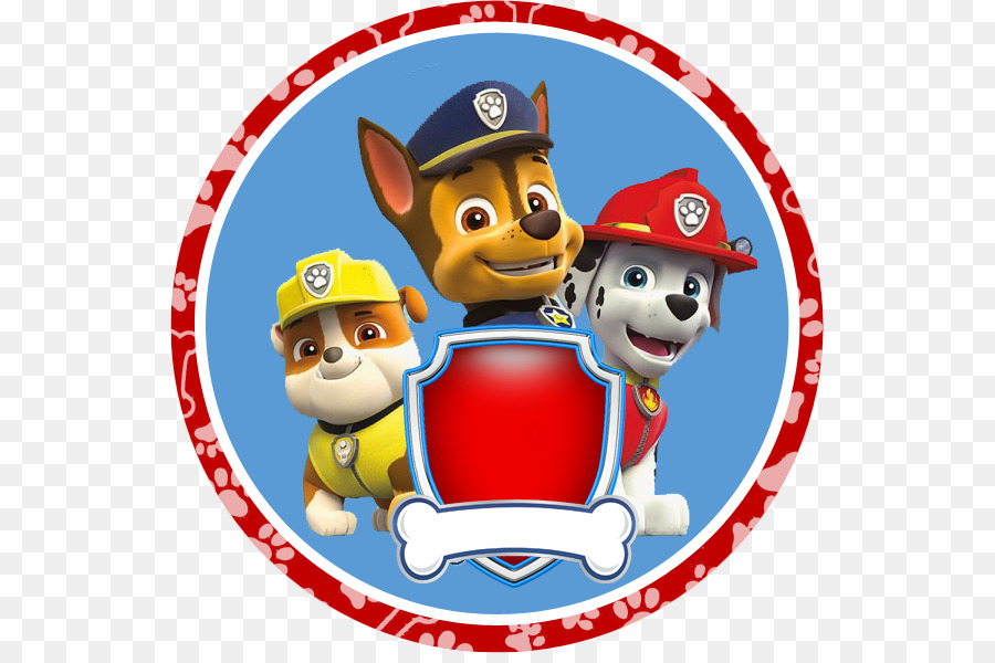 wedding invitation birthday greeting note cards party dog paw patrol - Paw Patrol Christmas Decorations