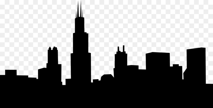 chicago skyline royalty free clip art city png download 1282 655 rh kisspng com